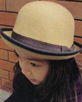 b11f7ef7db41b 七五三用にオススメの子供用帽子  grin buddy ウールフェルトボーラーハット ダービーハットの色カラーの種類、デザイン画像